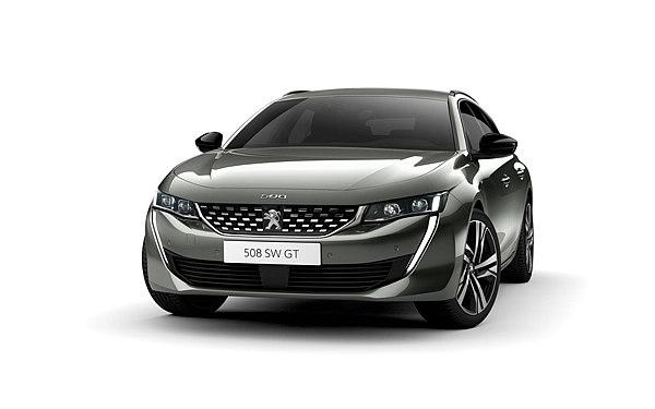 Ny Peugeot 508 SW lanceres foråret 2019