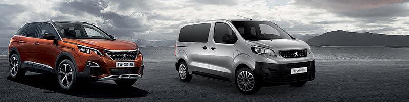 Erhvervsleasing - Maibom Peugeot Aalborg